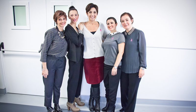 Nove donne contro cancro al seno,è docureality 'Kemioamiche'