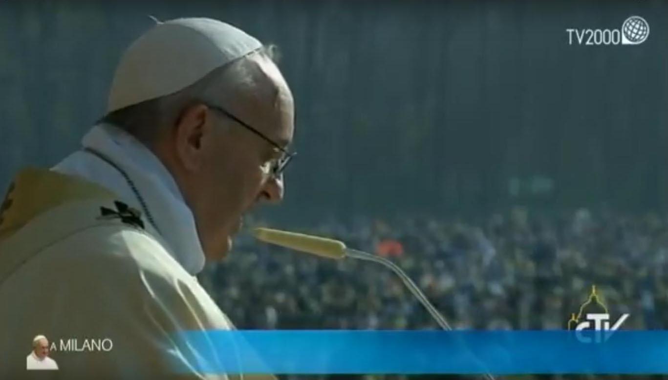 Milano, le tre chiavi di Papa Francesco: memoria, appartenenza al popolo di Dio e non rimanere prigionieri dei nostri miopi orizzonti