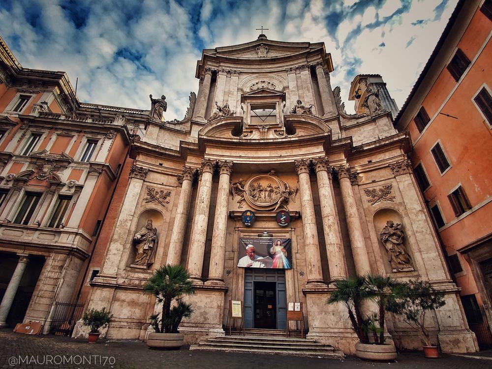 Il crocifisso miracoloso di San Marcello al Corso
