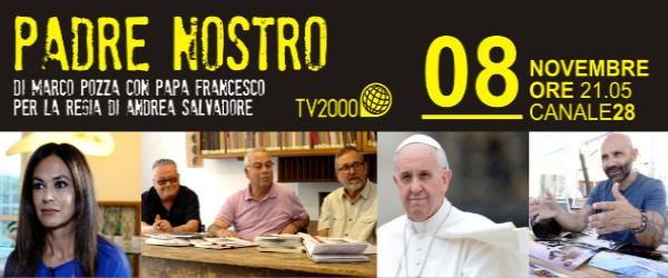 Padre Nostro. Don Marco Pozza a Barbiana nei luoghi di don Milani mercoledì 8 novembre alle 21.05 su Tv2000