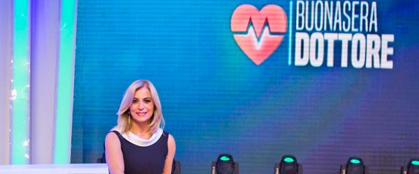 TV2000 SALUTE - A Buonasera dottore collegamenti con l'ospedale fondato da Padre Pio a San Giovanni Rotondo e Catena Fiorello