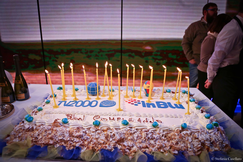 Tv2000 e Inblu radio: la festa per i 20 anni <br>(tutte le foto)