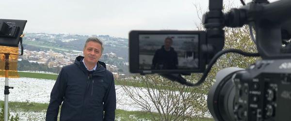 TV2000 VIAGGI - Borghi d'Italia a Pietrelcina, sui luoghi di Padre Pio dove il 17 marzo arriva il Papa