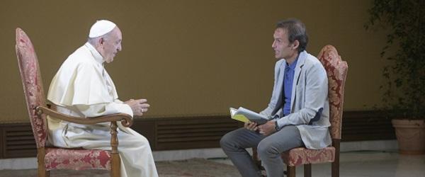 TV2000 DOC - La lezione del Padre nostro, con i protagonisti dal Papa