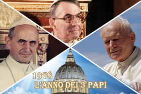 1978 l'anno dei tre Papi