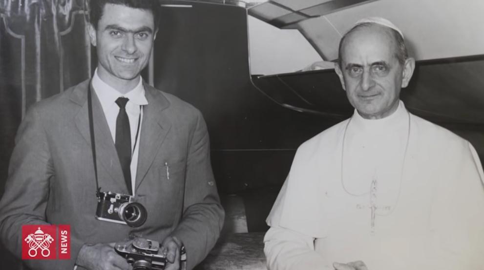 Canonizzazione Paolo VI, la quotidianità di papa Montini negli aneddoti del fotografo personale