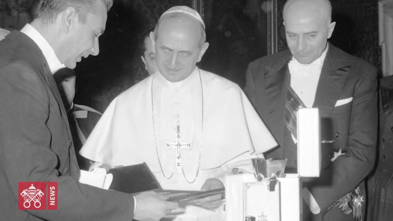 Canonizzazione Paolo VI, l'impegno per liberazione di Aldo Moro