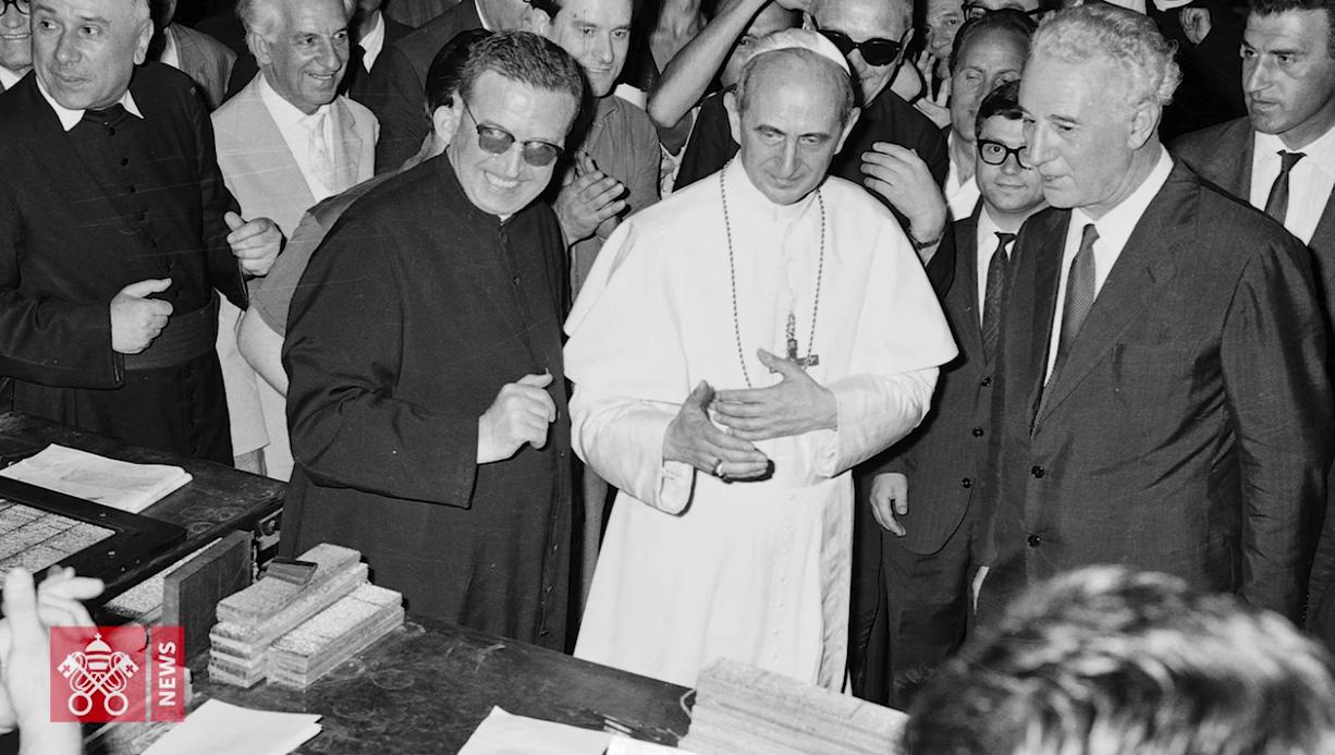 Canonizzazione Paolo VI, la nascita del quotidiano Avvenire