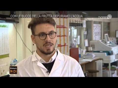 Alvaro Maggio, come rendere potabile l'acqua attraverso le banane