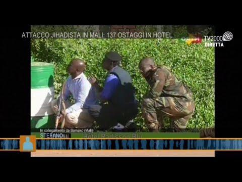 Attacco jihadista in Mali: 137 ostaggi in hotel