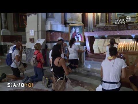 Per mille strade. I giovani della Sicilia a Palermo sulla tomba di don Pino Puglisi