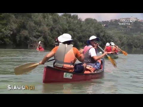Per mille strade. I giovani di Verona in pellegrinaggio in canoa