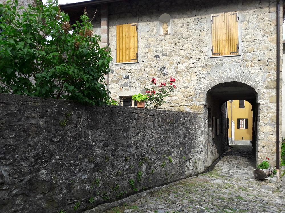 Cerignale (Piacenza), l'itinerario