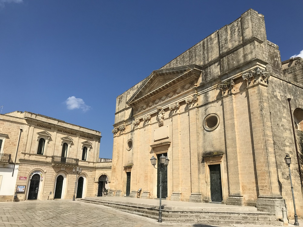 Alessano (Lecce), il borgo