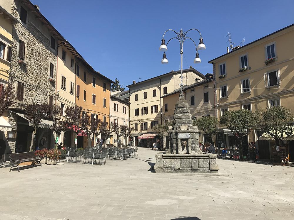 Fanano (Modena), il borgo