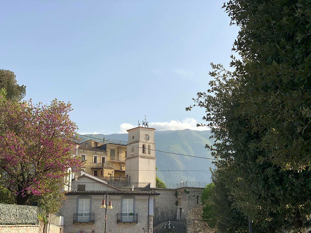 Roccabascerana (Avellino), il borgo