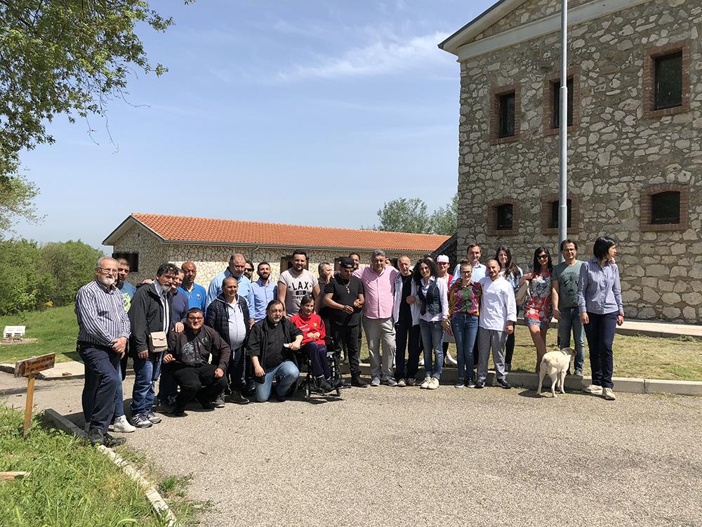 Roccabascerana (Avellino), l'itinerario