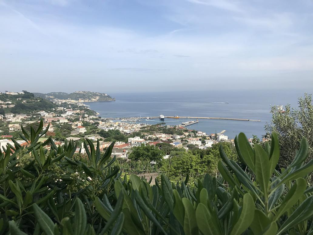 Casamicciola Terme (Napoli), il borgo