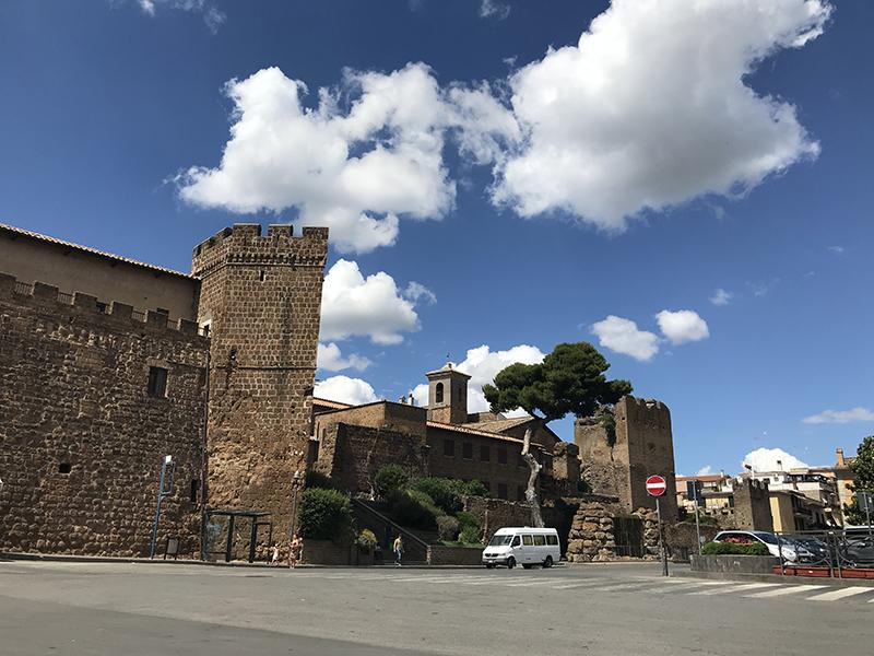 Cerveteri (Roma), il borgo