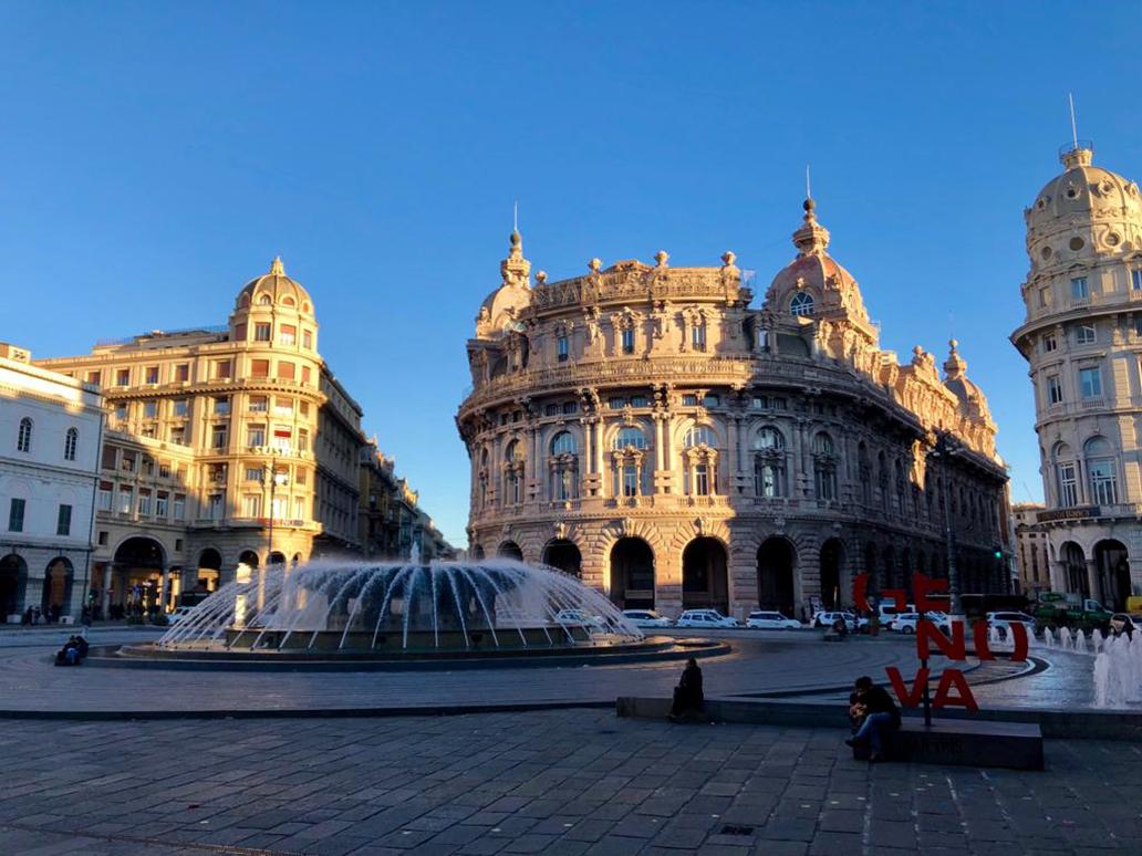 Capoluoghi d'Italia - Genova