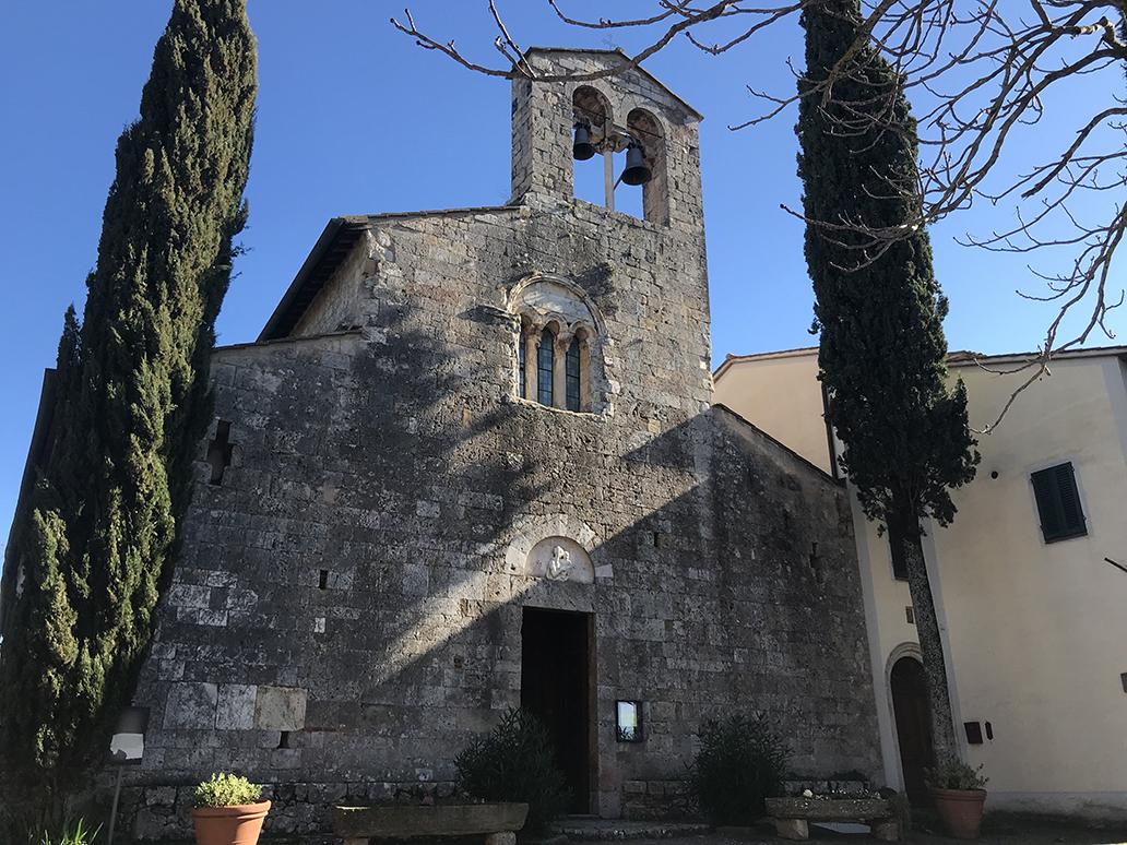 Casole d'Elsa (Siena)