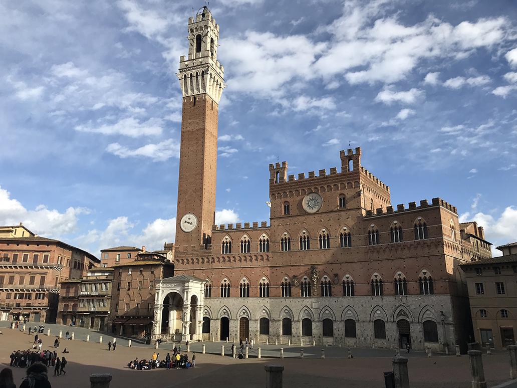 Capoluoghi d'Italia - Siena