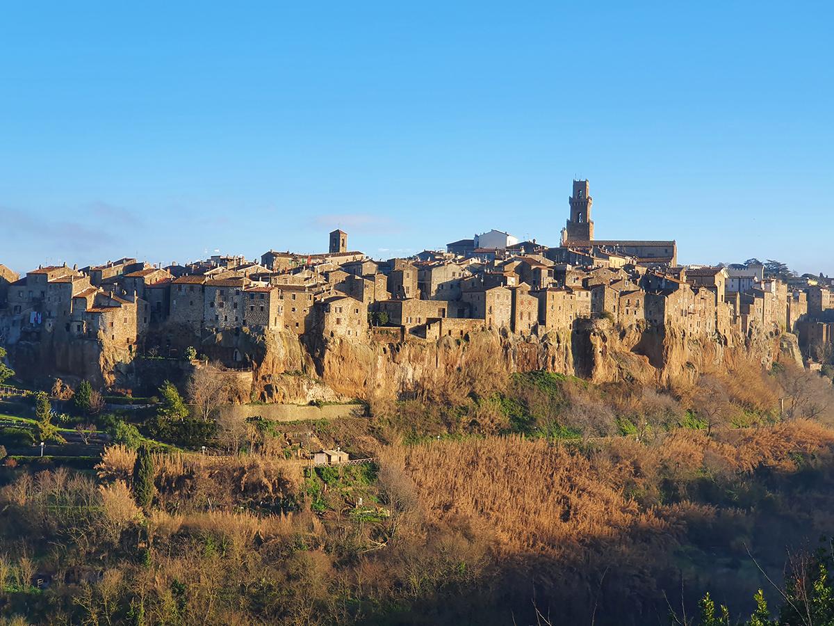 Pitigliano (Grosseto), il borgo