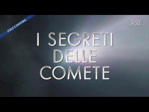 """Tg2000 il Post - """"I segreti delle comete"""" di Letizia Davoli"""