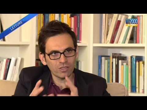 """Tg2000 Il post - """"Letture"""" a cura di Saverio Simonelli. Interviste a Nicola Lagioia e Albert Espinosa"""