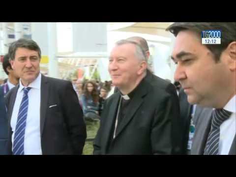In un mondo di muri Expo è un ponte. Così il Segretario di Stato Vaticano card. Parolin