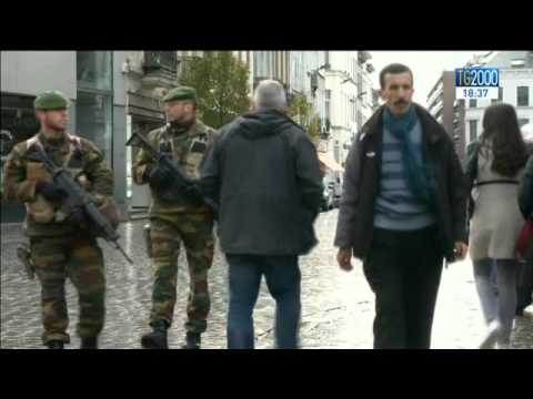 Bruxelles, città blindata. La testimonianza di Giorgia, italiana che lavora in Belgio