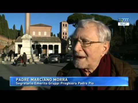 """""""Fui io a spiegare al cardinale Bergoglio chi era Padre Pio"""". Parla padre Marciano Morra"""