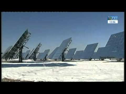L'Italia è il primo Paese al mondo che utilizza energia solare