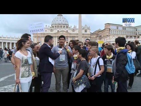 Giubileo dei ragazzi, confessati da Papa Francesco in piazza San Pietro