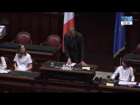 Alla Camera il ricordo delle vittime del terrorismo e delle stragi