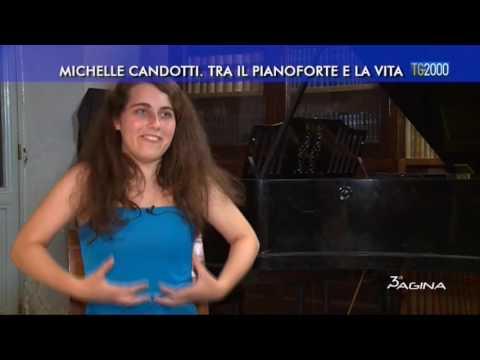 """Terza Pagina: """"Michelle Candotti. Tra il pianoforte la vita"""""""
