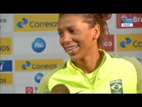 Rio2016: la storia della judoka Rafaela Silva. Ha regalato al Brasile la prima medaglia d'oro