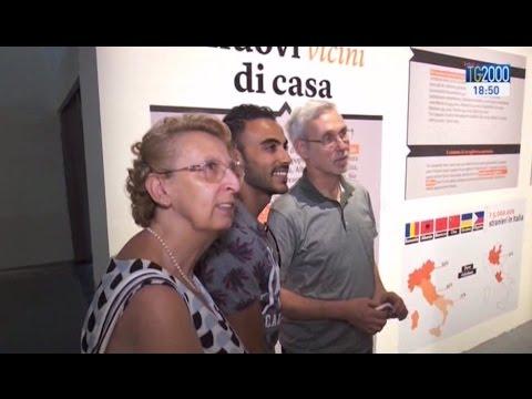 Meeting 2016, la storia di Adel, dallo sbarco a Lampedusa all'integrazione in famiglia