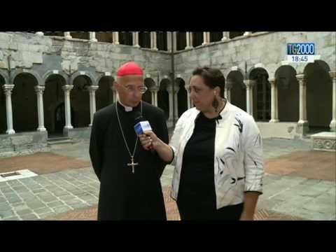 Alla vigilia del Congresso Eucaristico: l'intervista al card. Angelo Bagnasco, arcivescovo di Genova