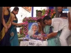 L'India festeggia la canonizzazione di Madre Teresa