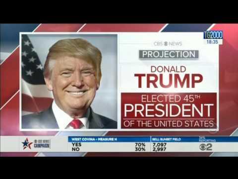#ElezioniUsa: Trump stravince contro tutti i pronostici della vigilia