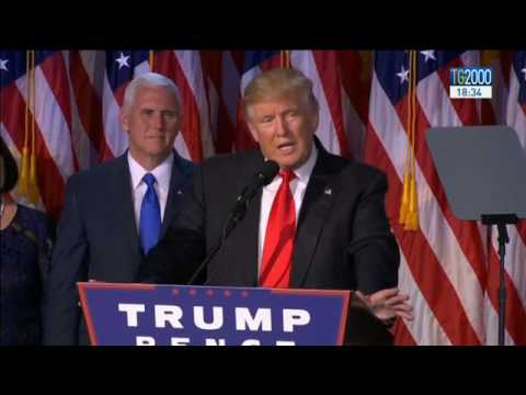 #ElezioniUsa: Donald Trump incontra Barack Obama alla Casa Bianca