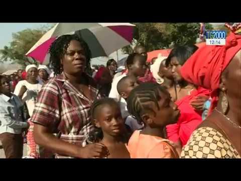 Bangui: la cerimonia a conclusione del Giubileo della misericordia