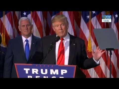 Usa, Donald Trump annuncia costruzione del muro anti-migranti tra Messico e Texas