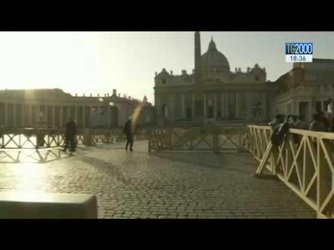 """Giubileo: la conclusione con la chiusura della """"porta santa"""" della Basilica di San Pietro"""