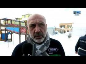 """Terremoto, Amatrice: assegnate le prime 25 casette. Il sindaco Pirozzi:""""Non perdiamo la speranza"""""""