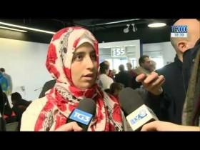 #CorridoiUmanitari: l'arrivo a Fiumicino di profughi siriani