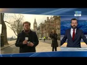 """Attacco terroristico di Londra, attentatore noto agli 007. La premier May:""""Non abbiamo paura"""""""