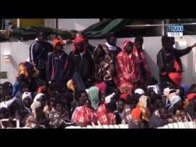 Migranti: nuovo naufragio al largo della Libia