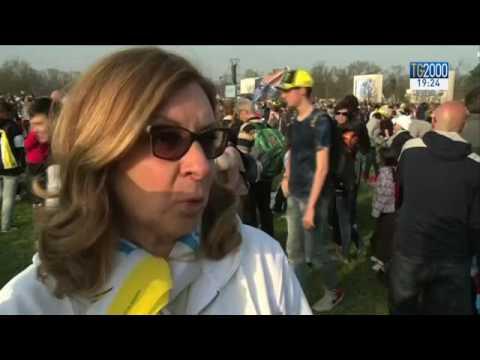 La visita di Papa Francesco a Milano: le testimonianze di chi c'era